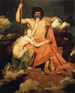 Jupiter-and-Thesis-1811-Jean-Auguste-Dominique-Ingres