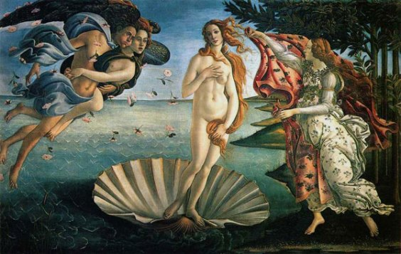 The-Birth-of-Venus-1485-Sandro-Botticelli