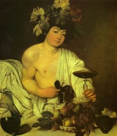 The-Young-Bacchus- 1591-93-by-Da-Caravaggio