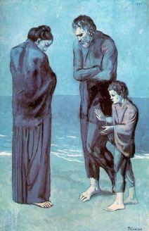 Les Pauvres en bord de mer