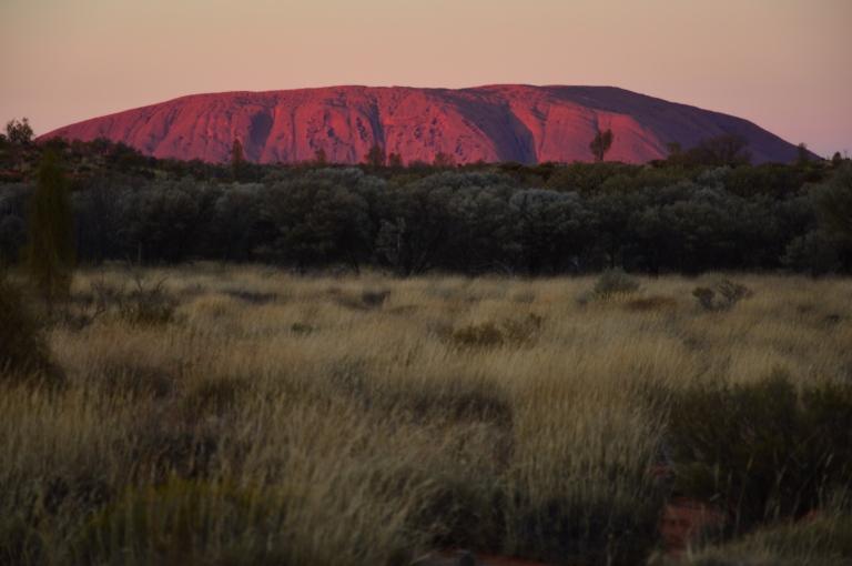 Red Center Uluru
